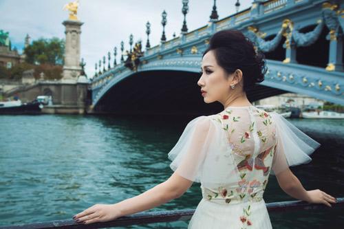 Bí quyết giúp nữ fashionsta Trâm Nguyễn tỏa sáng giữa kinh đô thời trang Paris-1
