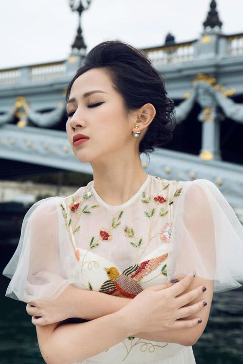 Bí quyết giúp nữ fashionsta Trâm Nguyễn tỏa sáng giữa kinh đô thời trang Paris-2