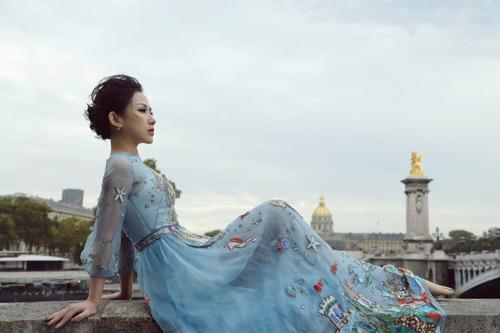 Bí quyết giúp nữ fashionsta Trâm Nguyễn tỏa sáng giữa kinh đô thời trang Paris-5