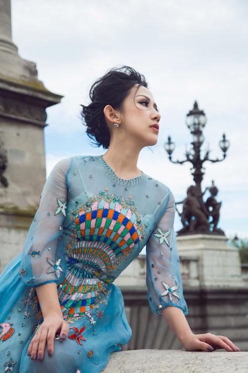 Bí quyết giúp nữ fashionsta Trâm Nguyễn tỏa sáng giữa kinh đô thời trang Paris-3