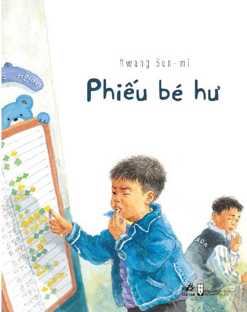 """Tác giả """"Phiếu bé hư"""" nổi tiếng Hàn Quốc sang Việt Nam-8"""