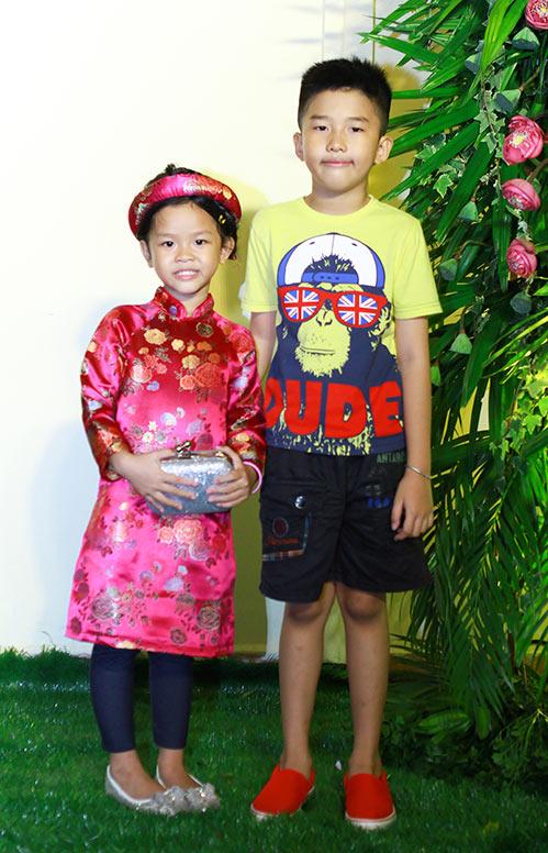 """vuong thu phuong khoe me tre dep trong lan """"tai xuat"""" - 7"""
