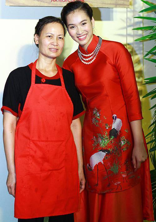 """vuong thu phuong khoe me tre dep trong lan """"tai xuat"""" - 4"""