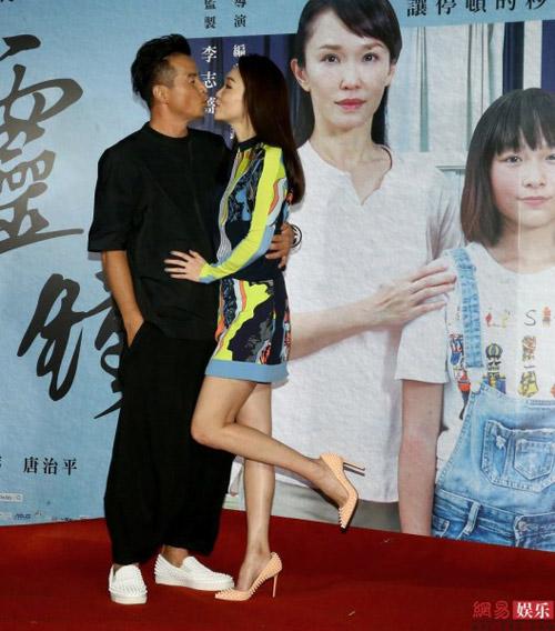 Ngôi sao 24/7: Vừa chia tay, tỷ phú Hongkong đã đòi lấy tình mới kém 28 tuổi-6