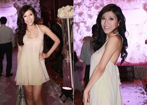 Mặc nổi bật hơn cả cô dâu, nhiều sao Việt bị chỉ trích vì chơi trội khi đi đám cưới - 17