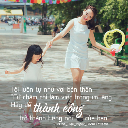 """hoa hau ngoc diem: """"phu nu lanh dao khong thua dan ong"""" - 3"""