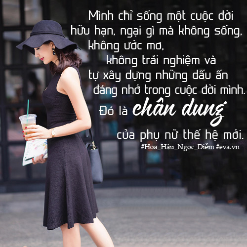 """hoa hau ngoc diem: """"phu nu lanh dao khong thua dan ong"""" - 4"""
