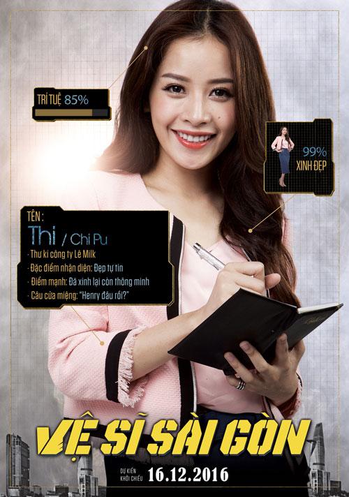 """chi pu: nguoi dau """"da xinh lai con thong minh"""" - 3"""