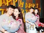 Làng sao - Phạm Băng Băng mặt mộc vẫn xinh ngất ngây trong sinh nhật bạn trai Lý Thần