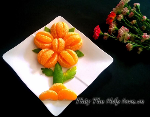 bua com hap dan them chay nuoc mieng - 6