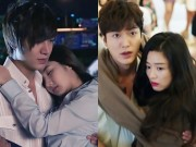 """Phim - Lee Min Ho - Nam thần thích """"vác"""" các chị già nhất màn ảnh Hàn"""