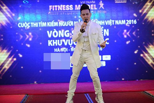 nguyen vu khoac vai kim nguyen, om eo khanh ngan the face tai su kien - 13