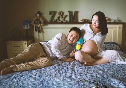 ung xu cua chong khi vo mang thai - 1