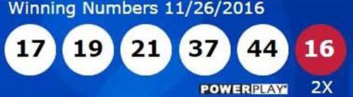 da co nguoi trung giai xo so powerball 9.500 ty dong o my - 2
