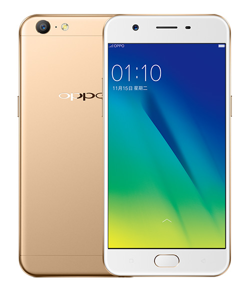 """Oppo tung smartphone A57 giá rẻ với camera """"tự sướng"""" 13 MP-2"""