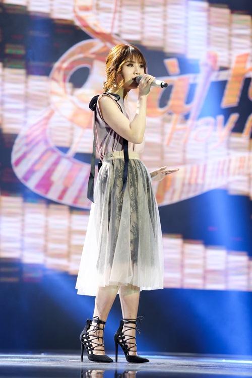 sing my song: ung dai ve be con gai len san khau, tiet lo qua khu mat het nha cua - 17