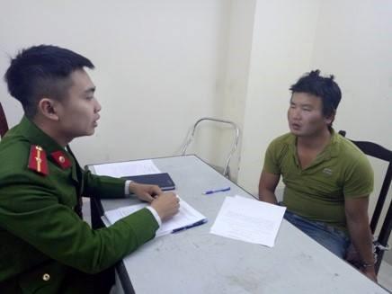 tin moi vu truong cong an phuong bi dam trung co: loi khai nghi pham - 1