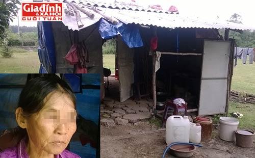cuoc song nguoi dan ba 40 nam bi chong bao hanh tinh duc - 1