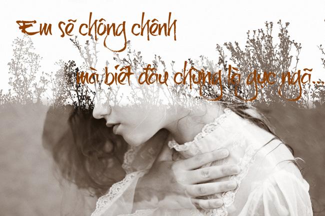 """dung chiu dung em them nua khi ma long anh da het yeu"" - 2"