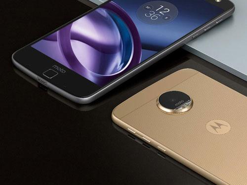 Lenovo trình làng bộ đôi smartphone Moto Z, Moto Z Play-1
