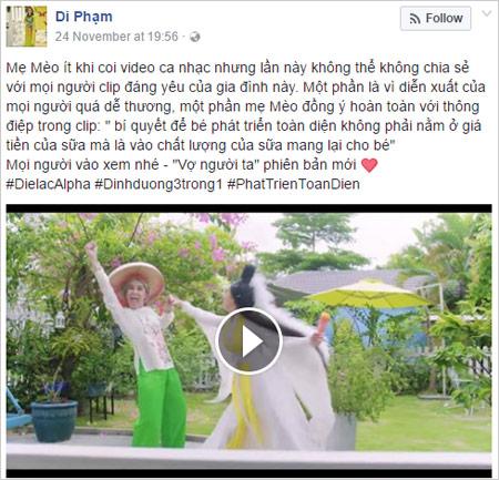 """Các bà mẹ Việt phát sốt với """"Vợ người ta"""" của Thu Trang - Mạnh Quỳnh-6"""
