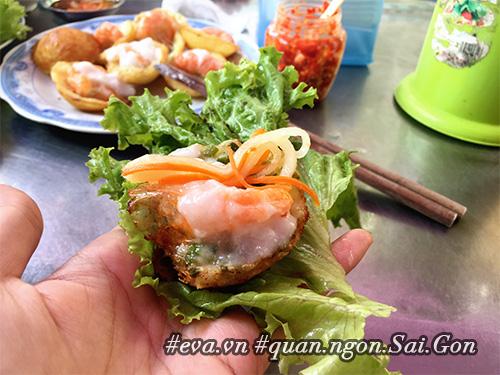 """di an hang banh khot via he co tom nhay """"khong lo"""" to nhat sai gon - 3"""