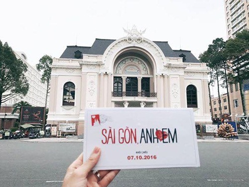 """Sài Gòn, Anh Yêu Em: Phim có vợ chồng Đoan Trang đóng """"mang chuông đi đánh"""" nước Úc-8"""