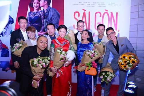 """Sài Gòn, Anh Yêu Em: Phim có vợ chồng Đoan Trang đóng """"mang chuông đi đánh"""" nước Úc-10"""