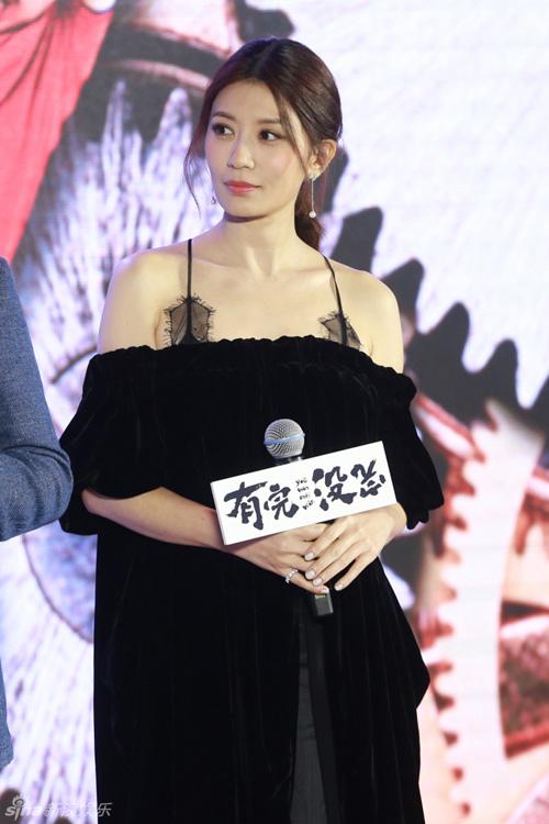 """""""Công chúa Triệu Mẫn"""" Giả Tịnh Văn trả lời tin cấm con dự đám cưới bố đẻ-1"""