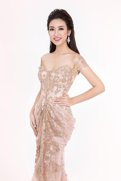 Cùng một chiếc váy, Hoa hậu Mỹ Linh - ca sĩ Thanh Thảo ai đẹp hơn? - 1