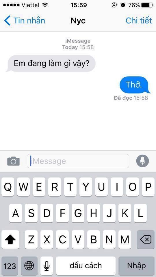 """Cười đau bụng với loạt tin nhắn của tình cũ """"phũ"""" đừng hỏi!-11"""