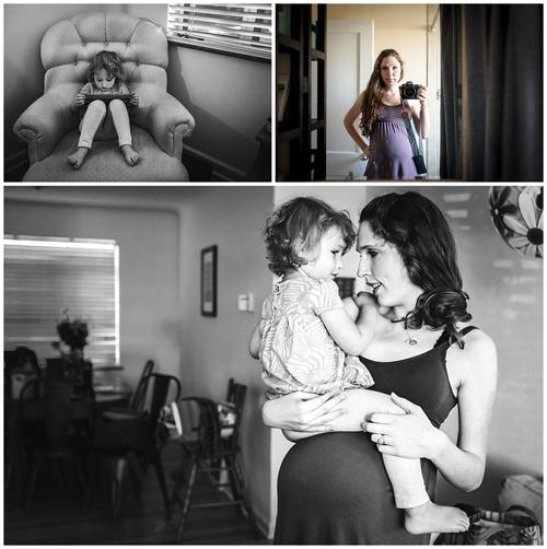 """Hình ảnh toàn bộ quá trình đẻ thường """"không thể thật hơn"""" của bà mẹ trẻ - 1"""