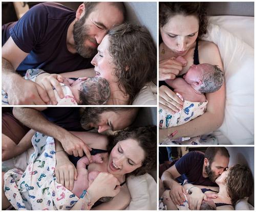 """Hình ảnh toàn bộ quá trình đẻ thường """"không thể thật hơn"""" của bà mẹ trẻ - 11"""
