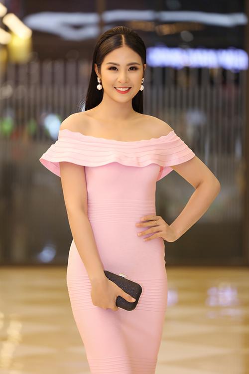 """Bạn gái Việt Anh """"Chạy án"""" khệ nệ vác bụng bầu 6 tháng đi sự kiện-9"""