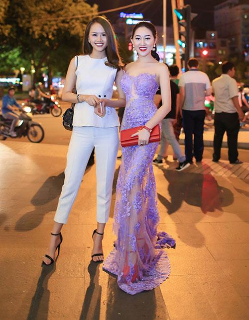 Huỳnh Thúy Anh đẹp lộng lẫy, tái xuất showbiz sau 2 năm du học Mỹ-5