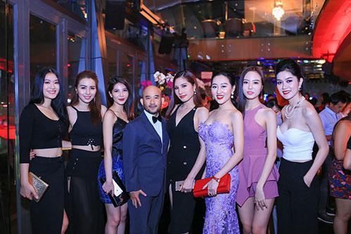 Huỳnh Thúy Anh đẹp lộng lẫy, tái xuất showbiz sau 2 năm du học Mỹ-4