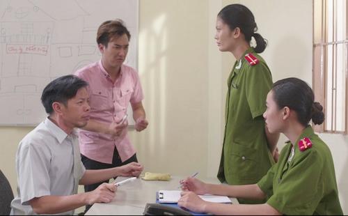 """""""Khi đàn ông là số 0"""": Thái Hòa cùng con nhập viện tâm thần ngay phút đầu tiên-1"""