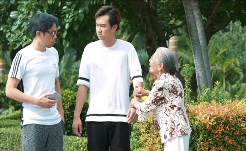 """""""Khi đàn ông là số 0"""": Thái Hòa cùng con nhập viện tâm thần ngay phút đầu tiên-7"""