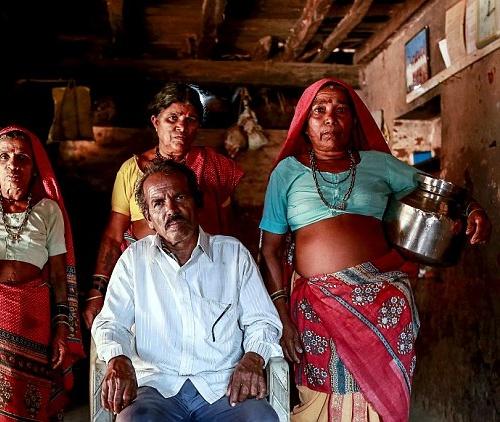 """Kỳ lạ: Ngôi làng mà đàn ông lấy nhiều vợ chỉ vì """"thiếu nước""""-1"""