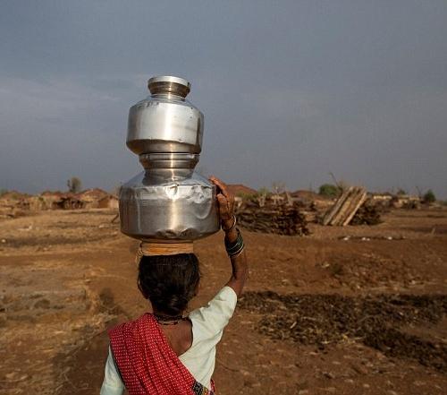 """Kỳ lạ: Ngôi làng mà đàn ông lấy nhiều vợ chỉ vì """"thiếu nước""""-2"""