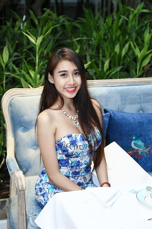 Mai Hồ đẹp ngọt ngào, dù lẻ bóng vẫn lấn át dàn sao Việt-12