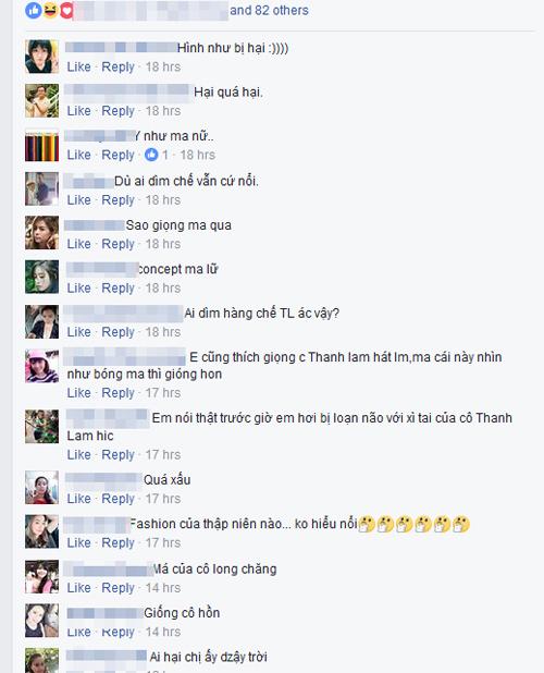 """Mạng xã hội """"nổi sóng"""" vì bộ ảnh Thanh Lam thả dáng trên cầu Long Biên - 2"""