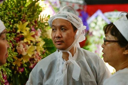 Chồng ra đi không kịp trăn trối, vợ NSƯT Quang Lý cố bình tĩnh trong đêm cuối tiễn đưa-9