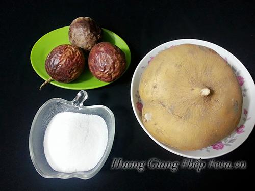 khong chi de an song, cu dau cung co the lam mut vi chanh leo ngon tuyet! - 1