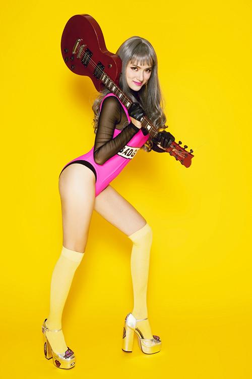 huong giang idol khang dinh hinh tuong 16+ o the remix khong phan cam - 3