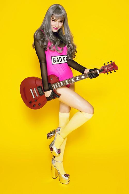 huong giang idol khang dinh hinh tuong 16+ o the remix khong phan cam - 6
