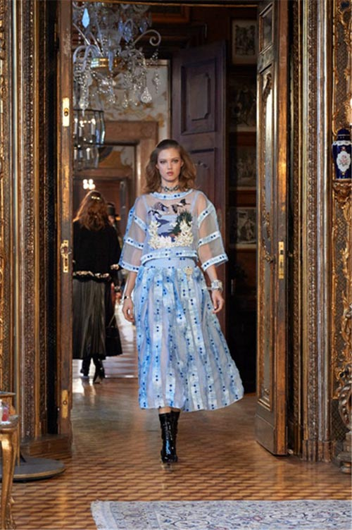nghe thuat dinh cao cua chanel's metier d'art show - 8