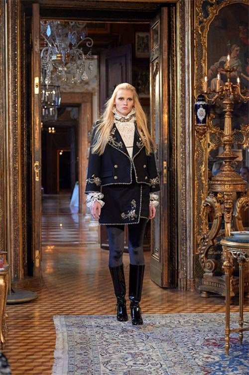 nghe thuat dinh cao cua chanel's metier d'art show - 12