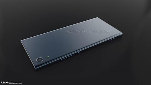 ro ri smartphone xperia xa the he 2: cong usb-c, vien man hinh mong - 2