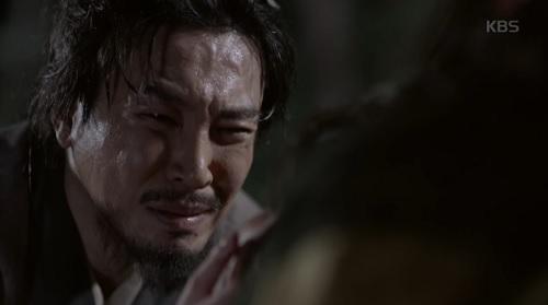 """hwarang tap 2: khan gia dau xot chia tay """"hoang tu chau a"""" lee kwang soo - 4"""